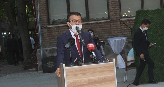 AK Parti Karapınar İlçe Başkanı Zengin, taburcu oldu