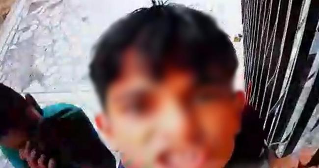 Konya'da yaşandı! Üç çocuk kamerayı kırıp dükkanlara zarar verdi