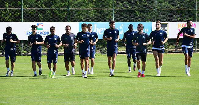 Konyaspor'da tempo giderek artıyor