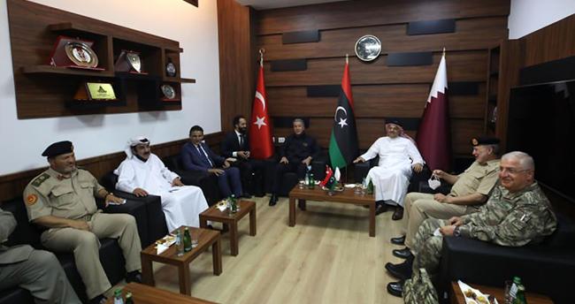 Libya açıkladı: Türkiye ve Katar'la anlaştık