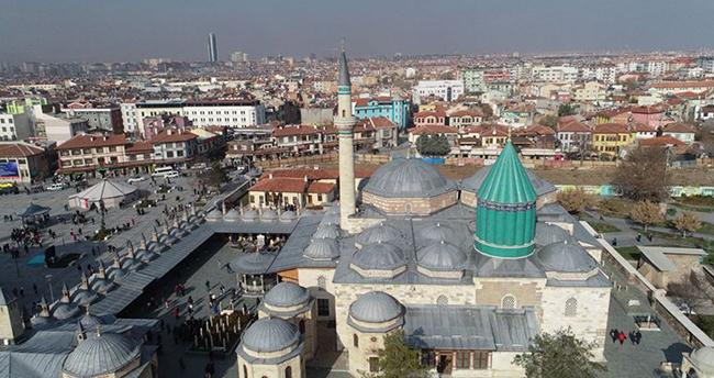 Herkes kendi şehrinde yaşasa Türkiye'nin en kalabalık 2. ili Konya olacaktı!