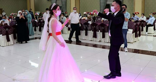 Karaman'da düğünlerin süresi 1 saate indirildi