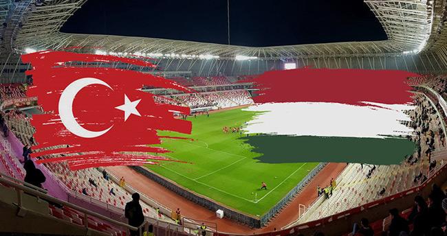 Türkiye – Macaristan! İlk 11'ler belli oldu