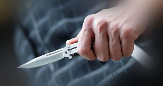 Konya'da bıçaklı kavga: 1 kişi ağır yaralandı