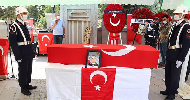Konya şehidini uğurladı! Jandarma Astsubay Kıdemli Çavuş Sinan Aktay'a son görev