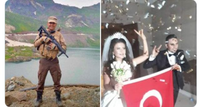 Konya'ya şehit ateşi düştü! Astsubay Kıdemli Çavuş Sinan Aktay…