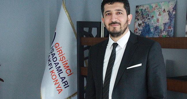 Konya'da yapılacak Türkiye Girişimci Buluşması ve Fuarı, 27 Mayıs 2021'e ertelendi