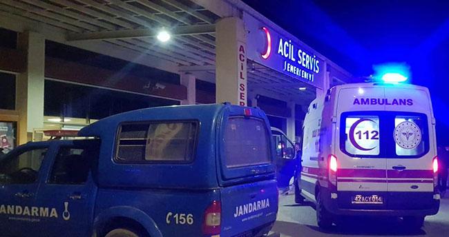 Konya'da elektrik akımına kapılan işçi hayatını kaybetti