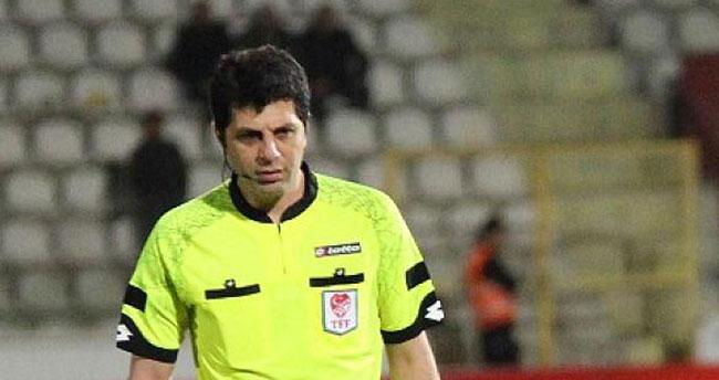 Konyaspor- Gençlerbirliği maçını Mustafa Öğretmenoğlu yönetecek