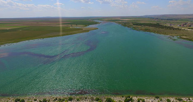 Cihanbeyli Göleti yeniden suyla buluşacak