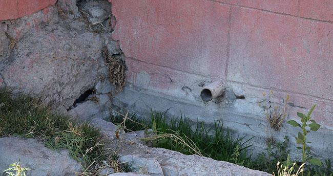 Konya'nın Kulu ilçesinde kuraklık nedeniyle pınarlar kurudu
