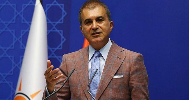 AK Parti Sözcüsü Çelik: Türkiye bir müzakere devletidir
