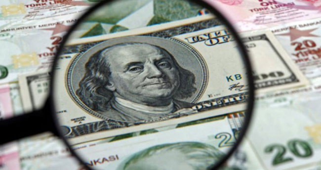 Dolarda yeni zirve! Rekor üstüne rekor kırıyor: 7,68'in üzerine çıktı