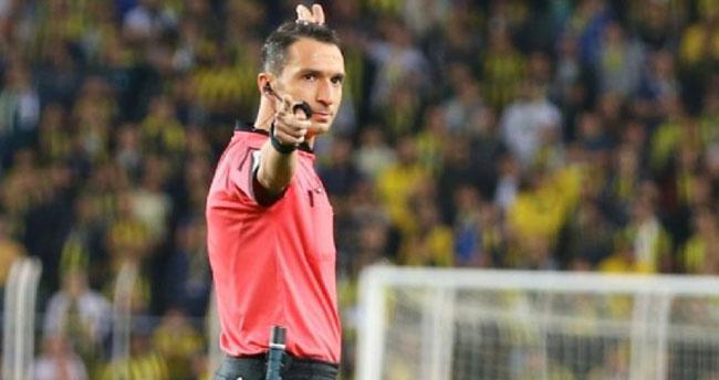 Konyaspor Beşiktaş maçının hakemi belli oldu