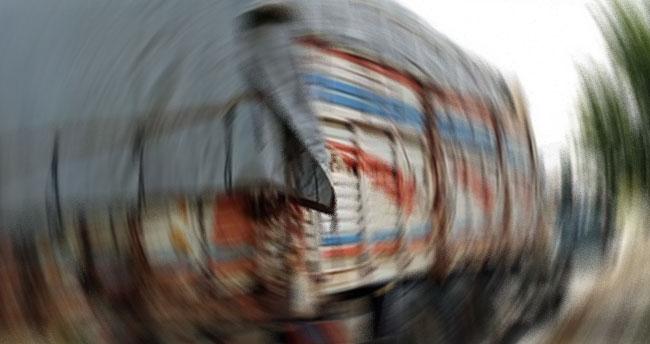 Karantinada olması gereken kamyon şoförü Konya'da seferdeyken yakalandı