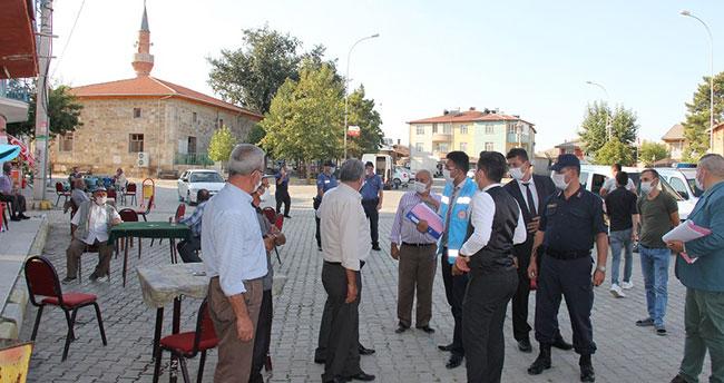 Konya'nın bu ilçesinde koronavirüs vakası kalmadı