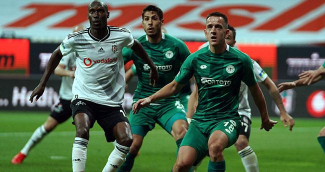 Konyaspor 39. randevuda