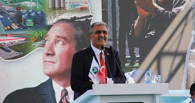 Konya Pancar Ekicileri Kooperatifi Genel Kurulu yapıldı