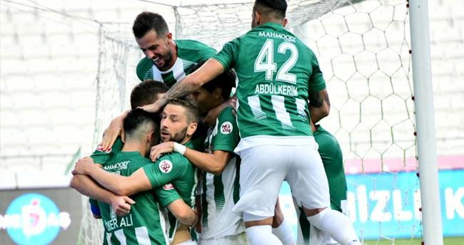 Konyaspor 4-Beşiktaş 1 (Maç sonu)