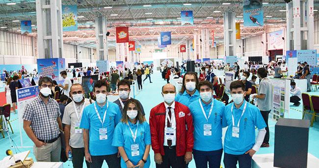 Selçuk Üniversitesi, TEKNOFEST 2020'de 19 takımla yarıştı