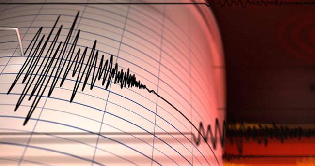 Konya'da 4 dakika arayla 2 deprem!