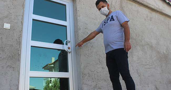 Konya'da obruk riskine karşı bir ev tahliye edildi! 1 saat içinde…