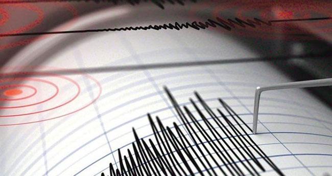 İzmir 3,6'lık depremle sarsıldı