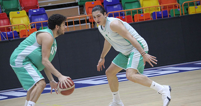 Konya Basket'te kupa hazırlığı