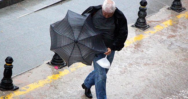 Konya'ya fırtına uyarısı! Bu saatler arasına dikkat