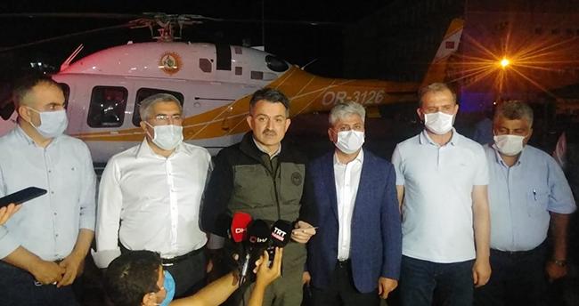 Hatay'daki yangına ilişkin 4 kişi gözaltına alındı