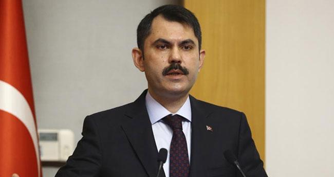 Çevre ve Şehircilik Bakanı Kurum'dan, Hatay'daki yangına ilişkin açıklama
