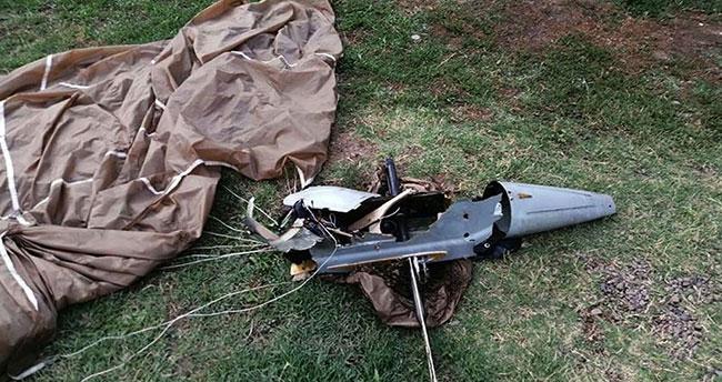 Azerbaycan ordusu Ermenistan'ın 3 İHA'sını düşürdü