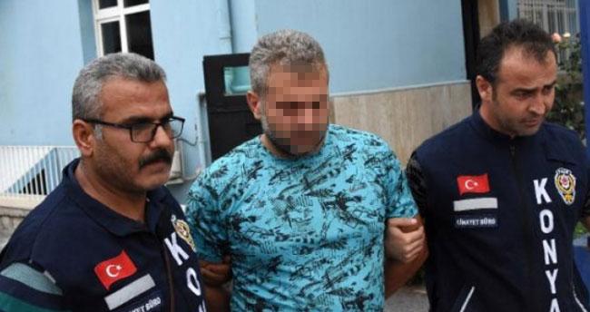 Konya'da eşini 46 yerinden bıçaklayarak öldüren kocanın duruşması görüldü