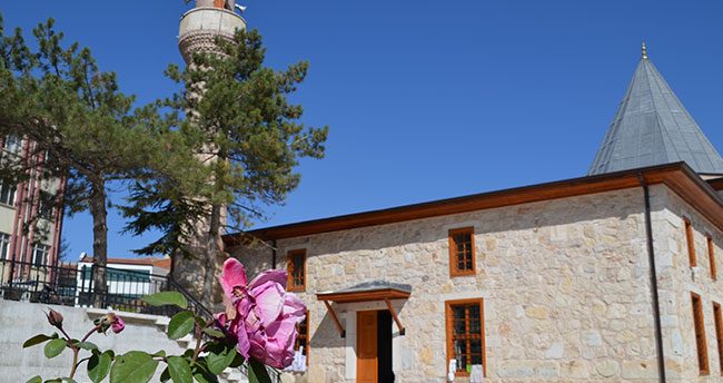 Ilgın'da Çukur Camii restorasyonun ardından ibadete açılıyor