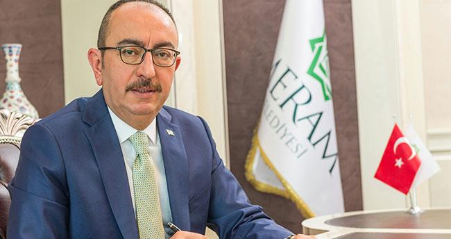 """Başkan Kavuş: """"Azerbaycan'ın ve kardeş şehrimiz Şeki'nin yanındayız"""""""