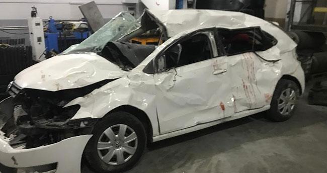 Konya'da otomobil uçuruma yuvarlandı: 12 yaşındaki Gizem hayatını kaybetti