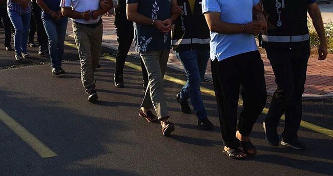 FETÖ'nün TSK yapılanması soruşturmasında 31 gözaltı kararı