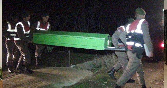 Konya'da 13 yaşındaki Hatice Çiftçi'yi iple boğarak öldüren zanlının yargılanmasına başlandı