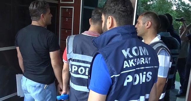 """Konya'nın da aralarında olduğu 9 ilde FETÖ/PDY'nin 'emniyet mahrem yapılanmasına"""" operasyon"""