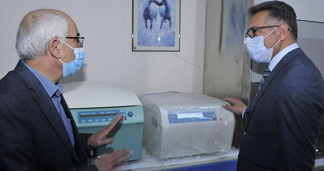Selçuk Üniversitesi Kovid-19 aşısında sona geldi! Aşının hayvan deneyleri tamamlandı