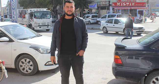 Konya'da iş adamının yolda düşürdüğü parayı polis buldu