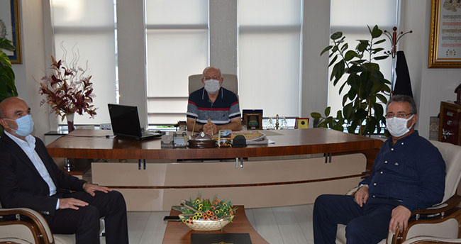 AK Parti Konya İl Başkanı Hasan Angı'dan Yeni Meram'a ziyaret