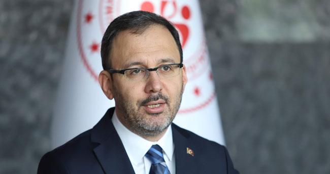 Bakan Kasapoğlu Konya'ya geliyor
