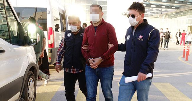 Konya'da FETÖ'nün firarilerine yönelik operasyonda 7 şüpheli yakalandı