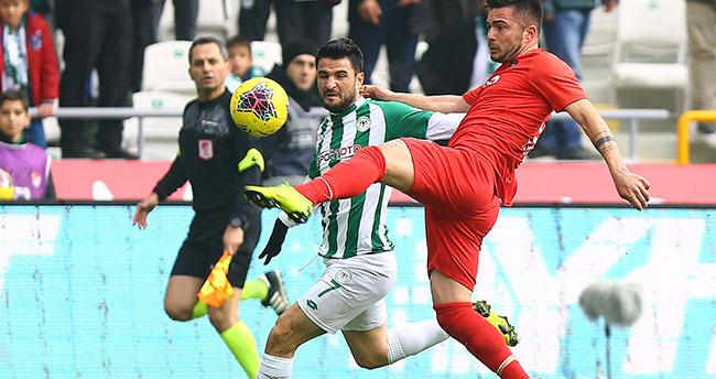 Konyaspor 3 puan avında