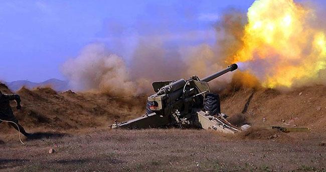 Azerbaycan ordusu kontrol edilen alanları genişletti