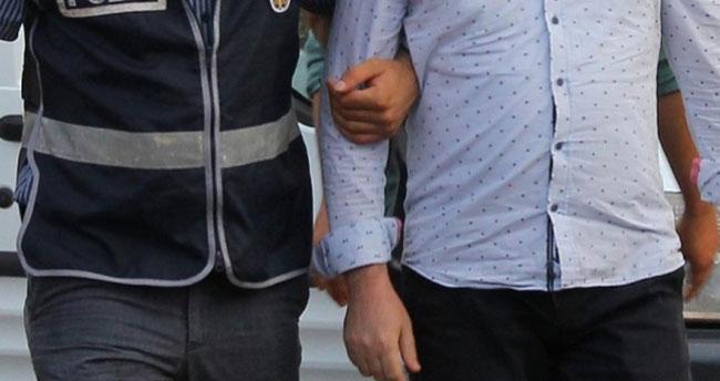Konya merkezli FETÖ operasyonunda 5 şüpheli gözaltına alındı