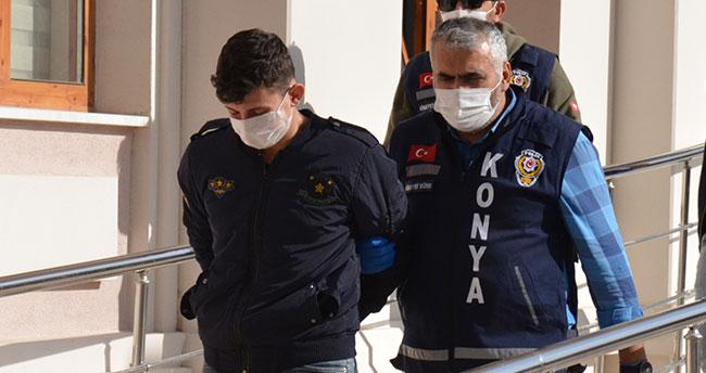 Konya'da bir kişinin öldüğü silahlı kavgayla ilgili 3 zanlı adliyeye sevk edildi