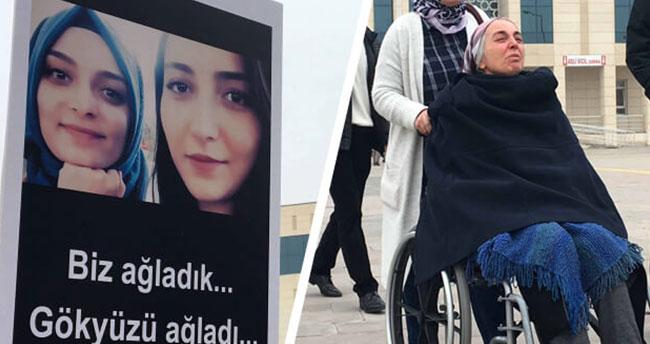 Konya'da kız kardeşleri öldürüp annelerini yaralayan komşunun davasına devam edildi