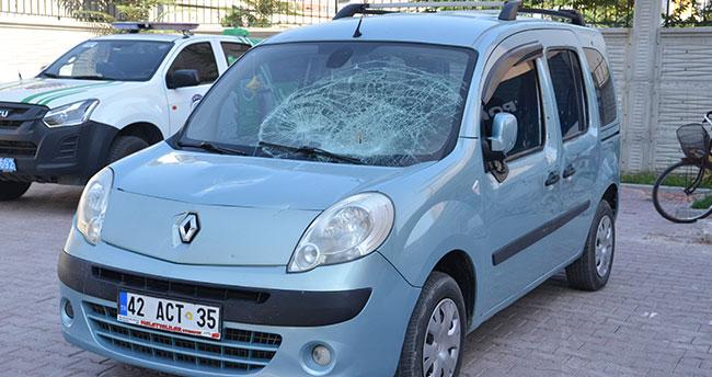 Konya'da tartıştığı kayınpederini öldüren zanlı ve annesi tutuklandı
